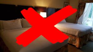 Hotel overboekt - Travlin - Persoonlijk Reisadviseur - zorgeloos op reis